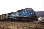 Conrail 8-40CW 6199