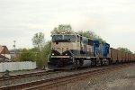 BNSF SD70MAC 9738