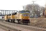 UP SD70M 4260