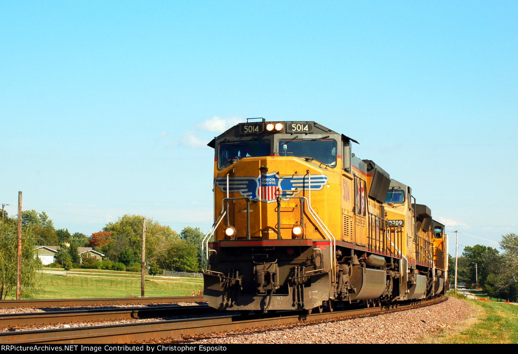 UP SD70M 5014