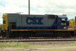 CSX GP15-1 1544