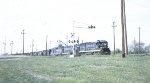 SCL coal train, Greenville, SC