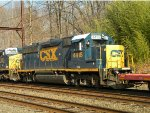 CSX 4418 Q418-22