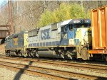 CSX 8552 Q706-26