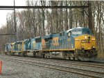 CSX 4709 and 5400 on X086-12