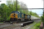 CSX Q740 Tropicana Orange Juice