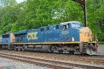CSX 5234 on X088-07