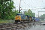 CSX 5494 leads Q174-20