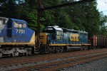 CSX 6071 on Q438-23
