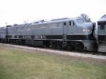 D- IC 101 on Santa Train