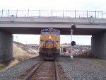 DPU #5261 at Pendleton,Oregon
