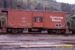 SP Caboose,Oakricge,Oregon