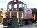Byesville Scenic Railway Power