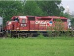 A Former CP Rail Unit at WCH