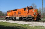 Rare ex-EJE SD9 an Ensley Works