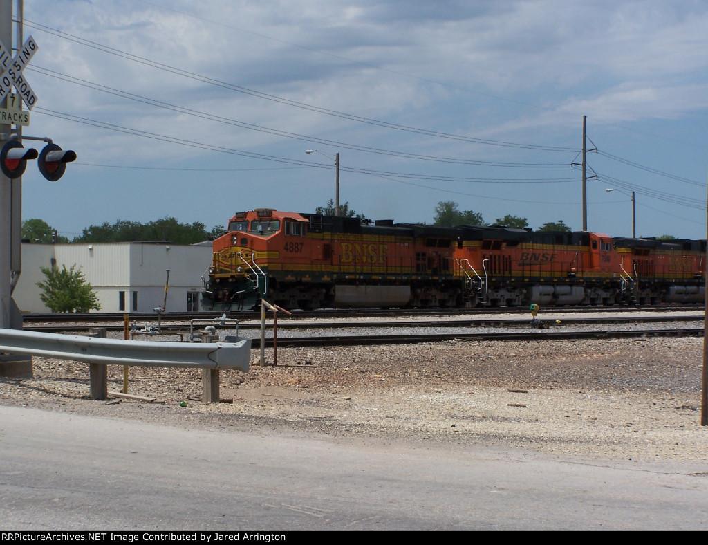 BNSF 4887-7540