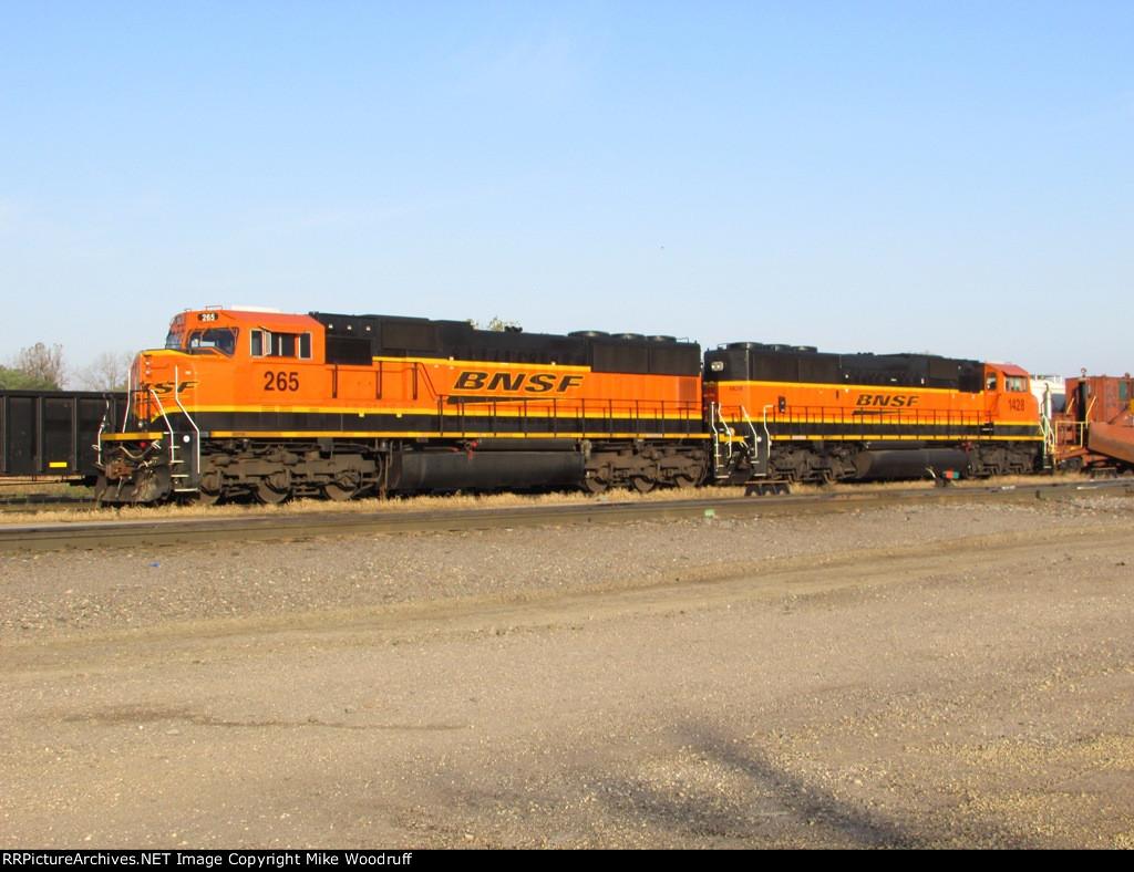 BNSF 265