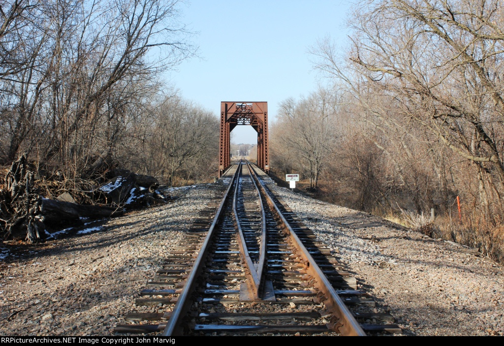 BNSF Bridge over Crow River