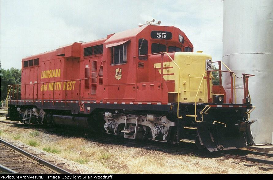 L&NW 55