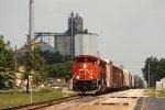 CN 8848, southbound CN train M33681-12