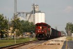 BCOL 4615, southbound CN train M39731-12