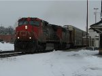 CN 2641 west at Ingersoll