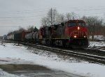 CN 2534 east at Ingersoll.