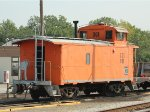 South Shore caboose