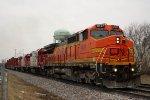 CN 2137 on the Spaulding Patrol