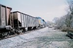 Pass by CSX 4753 and 850