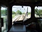 Conductor's window