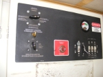Isolation control panel