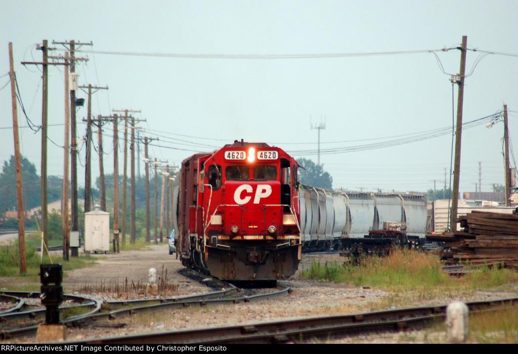 CP GP40 4620