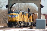 UP SD70M 4359