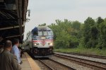 VRE Train