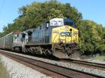 CSX 454 is the Spirit of Magnolia