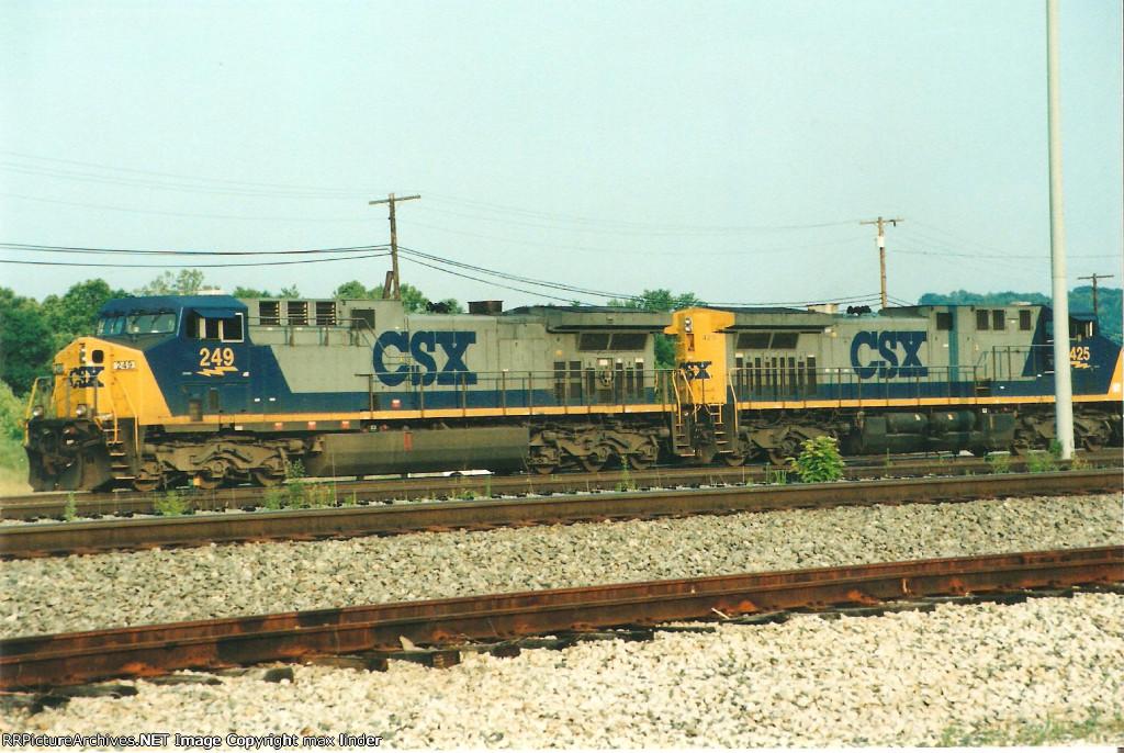 CSX 249
