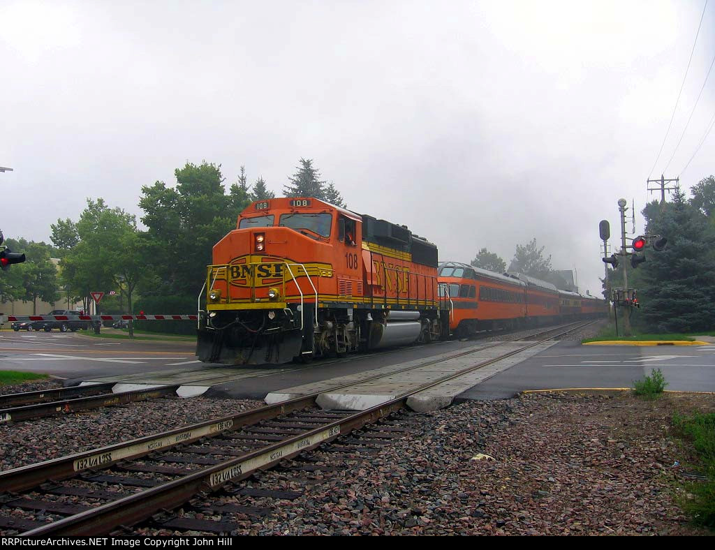 """060910033 MILW 261 """"James J. Hill Days"""" Steam Special"""