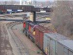 060304003 WC Transfer rolls through BNSF Northtown Yard