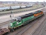 060411010 BNSF rail train at CTC University