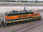 060411011 BNSF 1408 at Northtown Yard