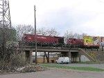 060411013 Minnesota Commercial MNNR crosses over Como Ave