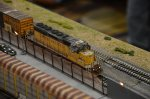 UP SD40-2 RC HO scale