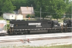 NS 6696 is 2nd unit on 5-29-06 East-bound out of Gordon yard