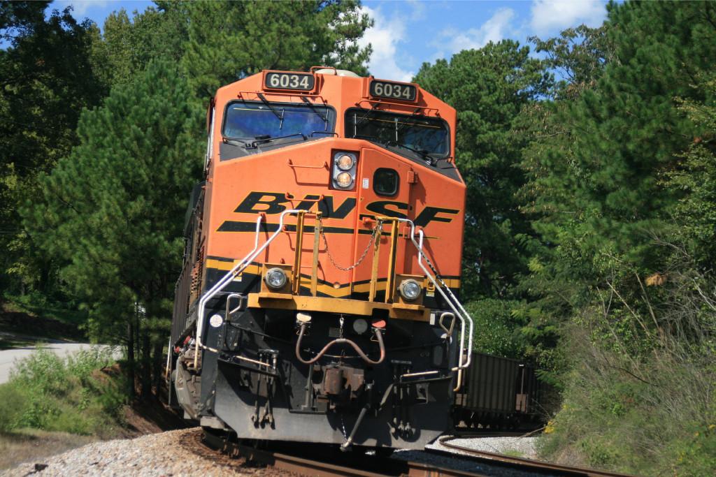 BNSF 6034/NS 733