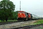 CN SD70I 5617