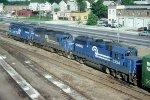CR GP40-2 3354