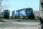 CR SD40-2 6373