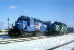 CR SD40-2 6379