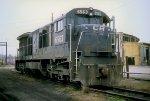 Conrail U33C 6563